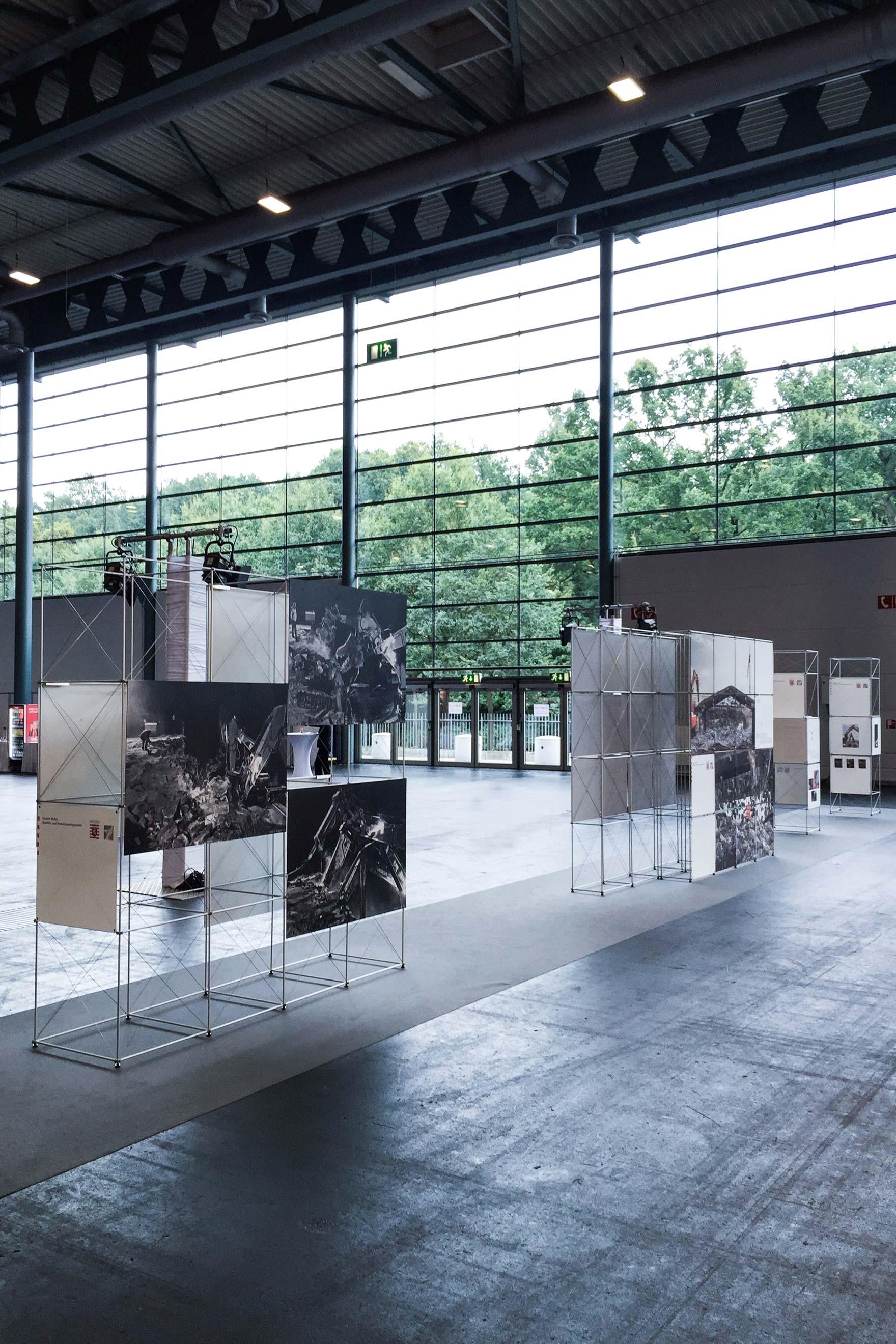 Tonia Bürkle (blaugrau): Brücken schlagen für Hessen Mobil Wiesbaden 4