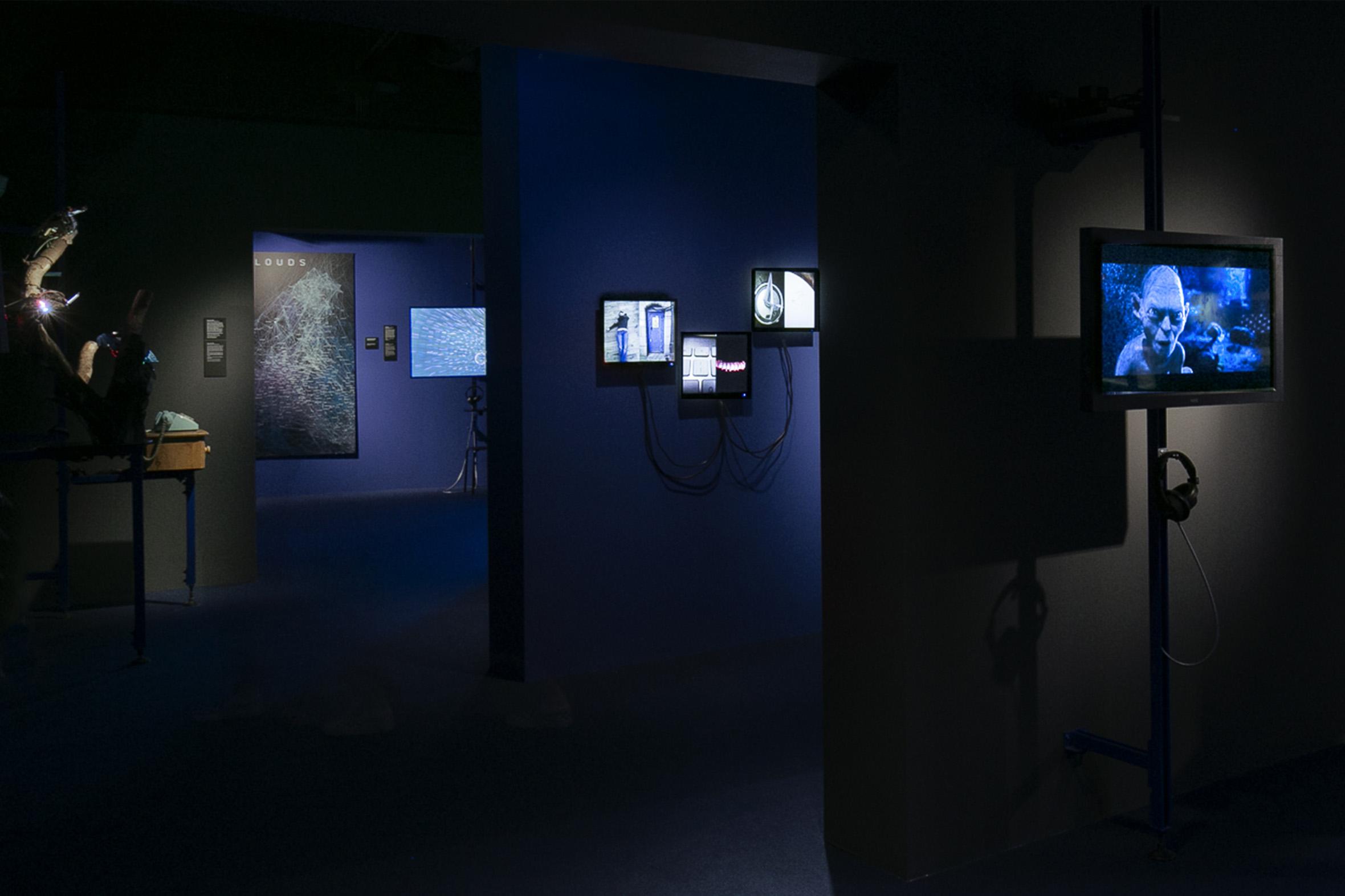 Tonia Bürkle (blaugrau): Digital Revolution für Deutsches Filmmuseum Frankfurt 4