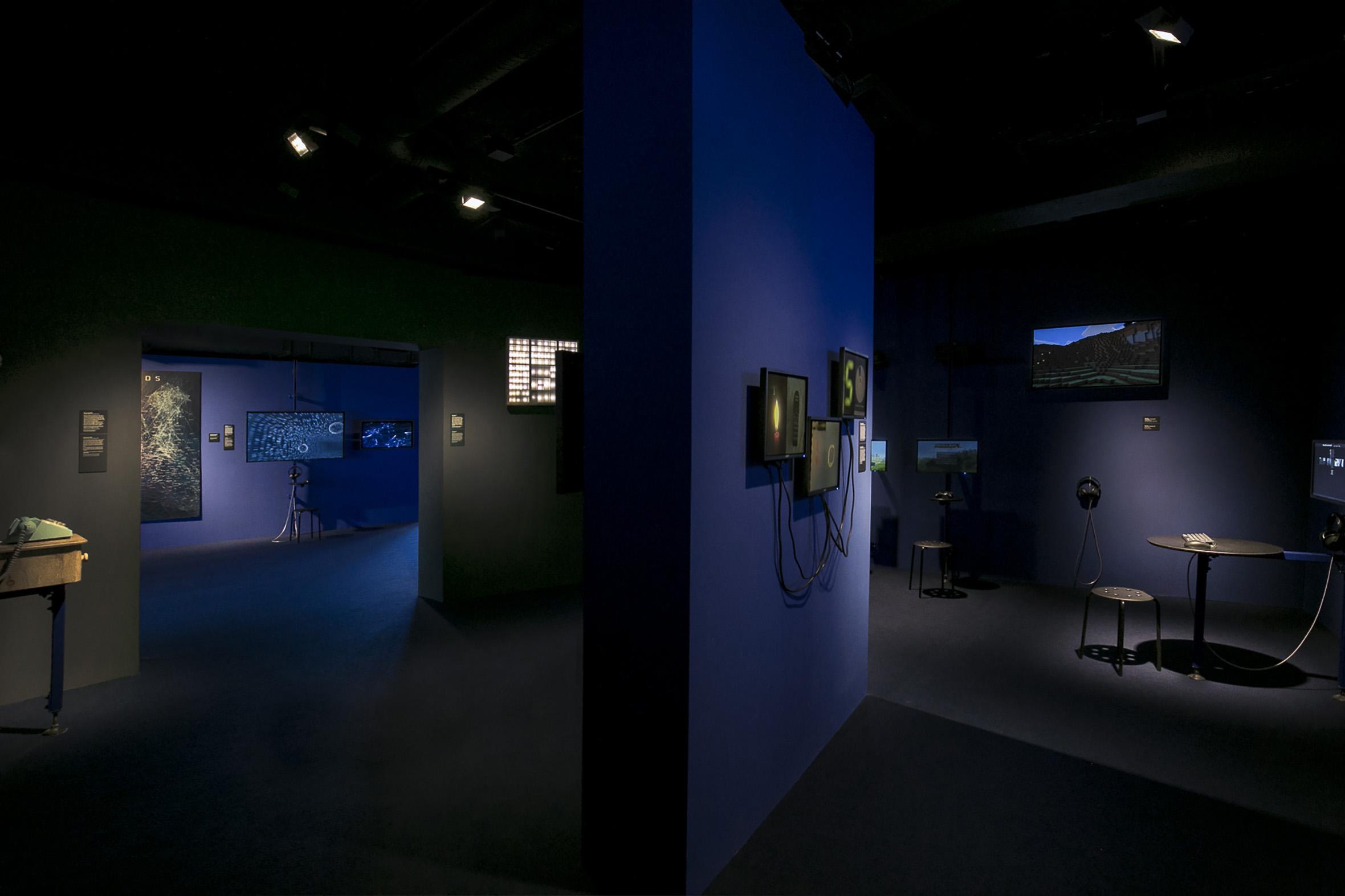 Tonia Bürkle (blaugrau): Digital Revolution für Deutsches Filmmuseum Frankfurt 6