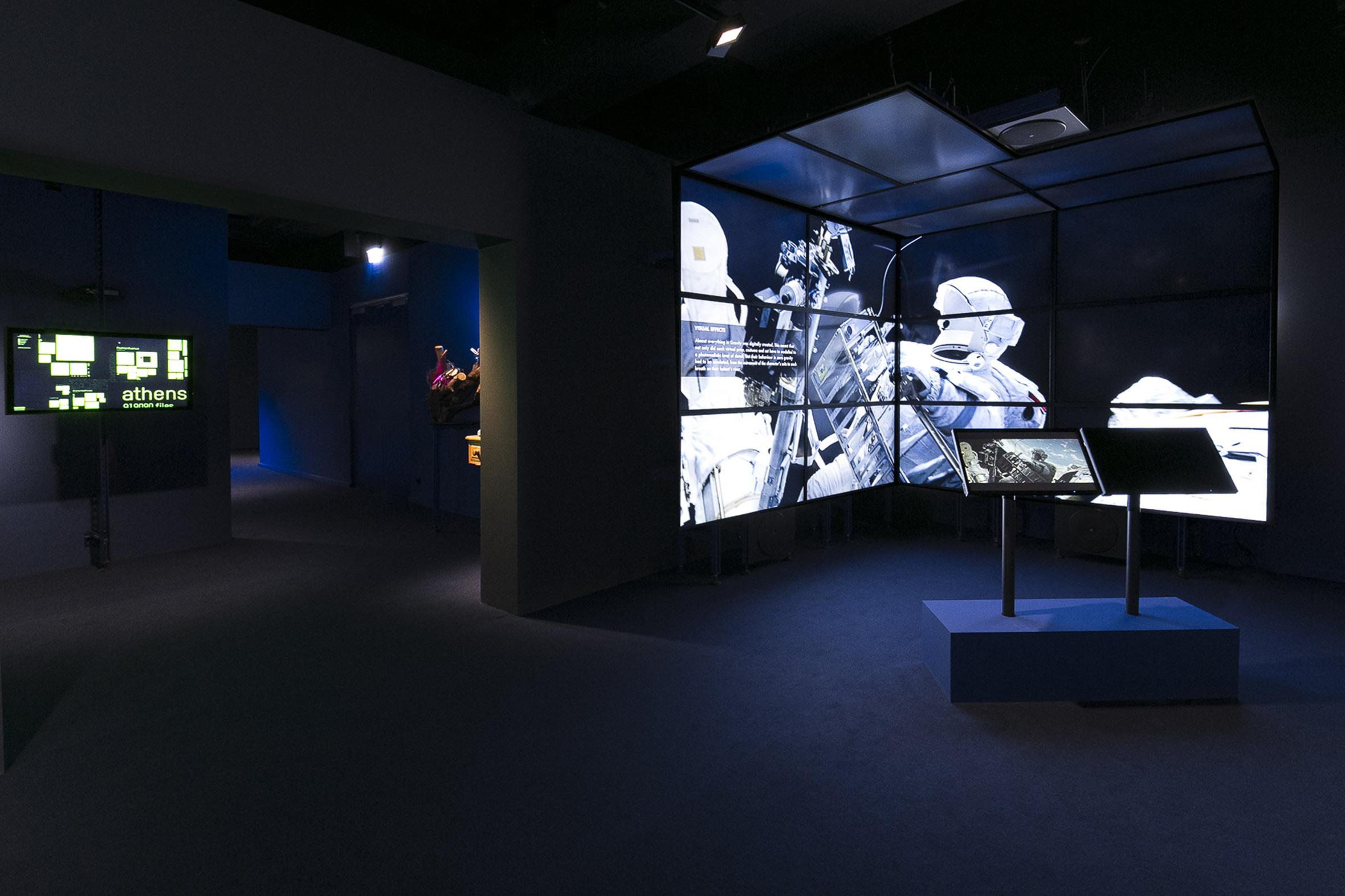 Tonia Bürkle (blaugrau): Digital Revolution für Deutsches Filmmuseum Frankfurt 7
