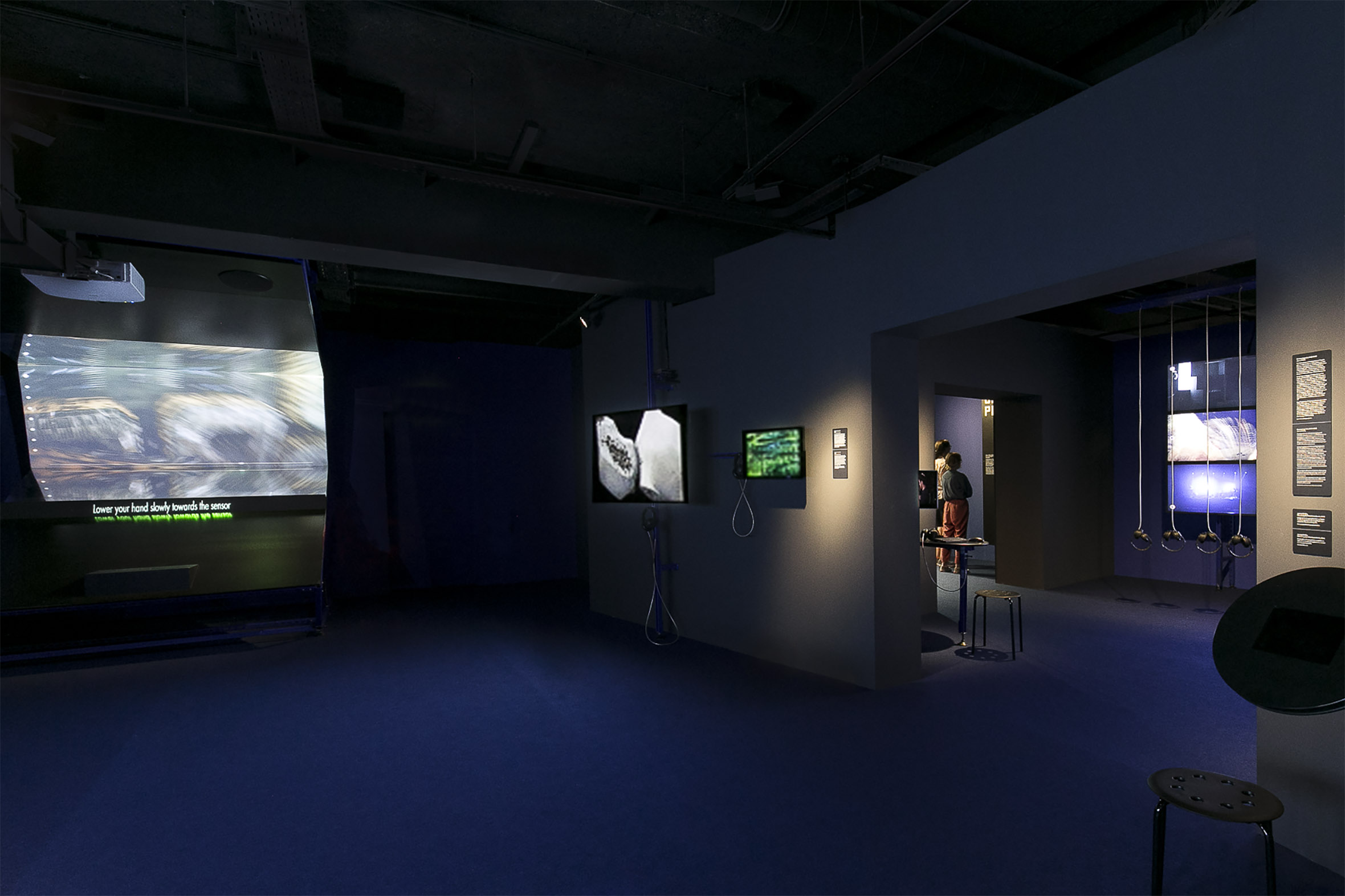 Tonia Bürkle (blaugrau): Digital Revolution für Deutsches Filmmuseum Frankfurt 10