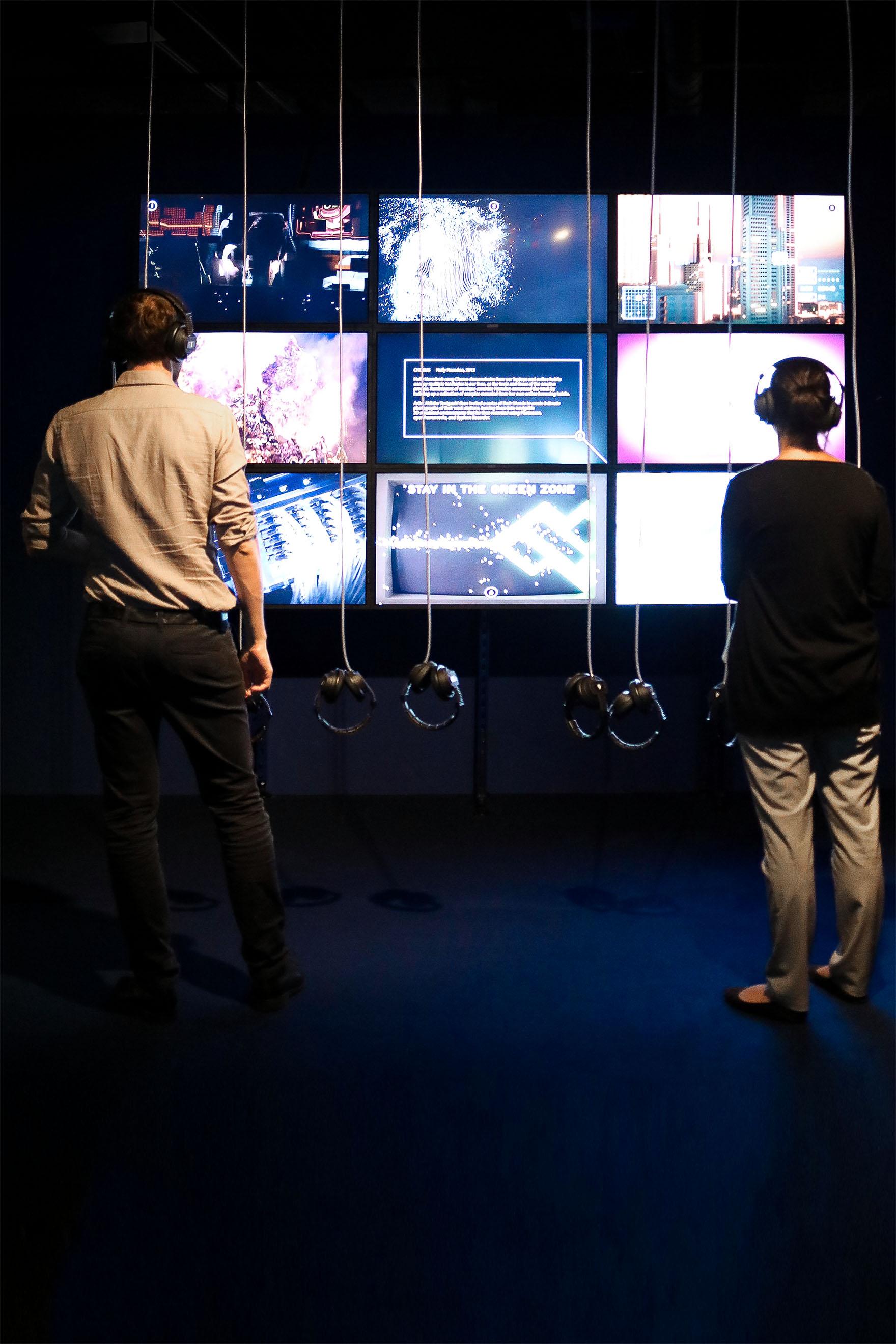 Tonia Bürkle (blaugrau): Digital Revolution für Deutsches Filmmuseum Frankfurt 11