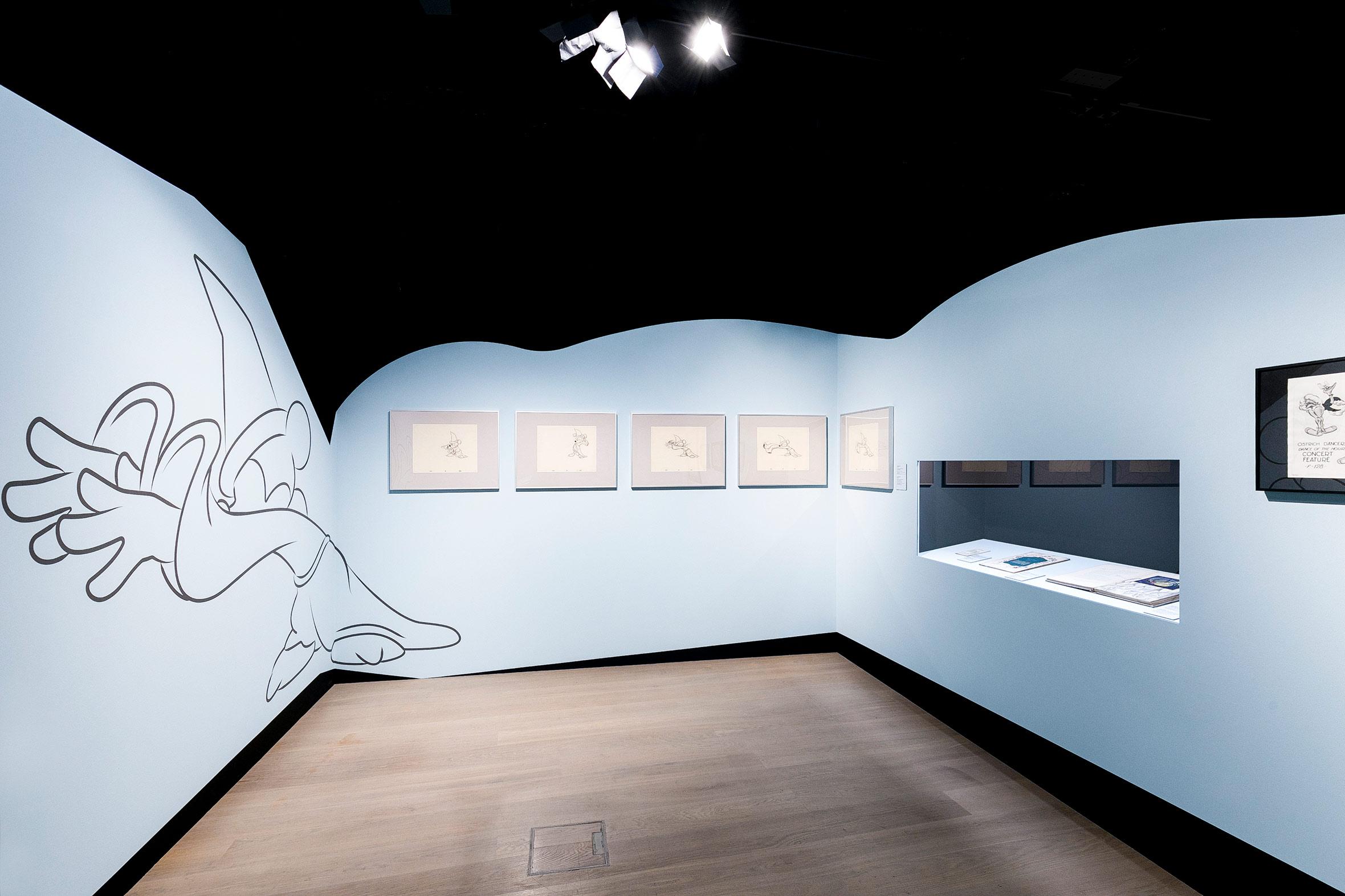 Tonia Bürkle (blaugrau): The Sound of Disney. 1928–1967 für Deutsches Filmmuseum Frankfurt 8