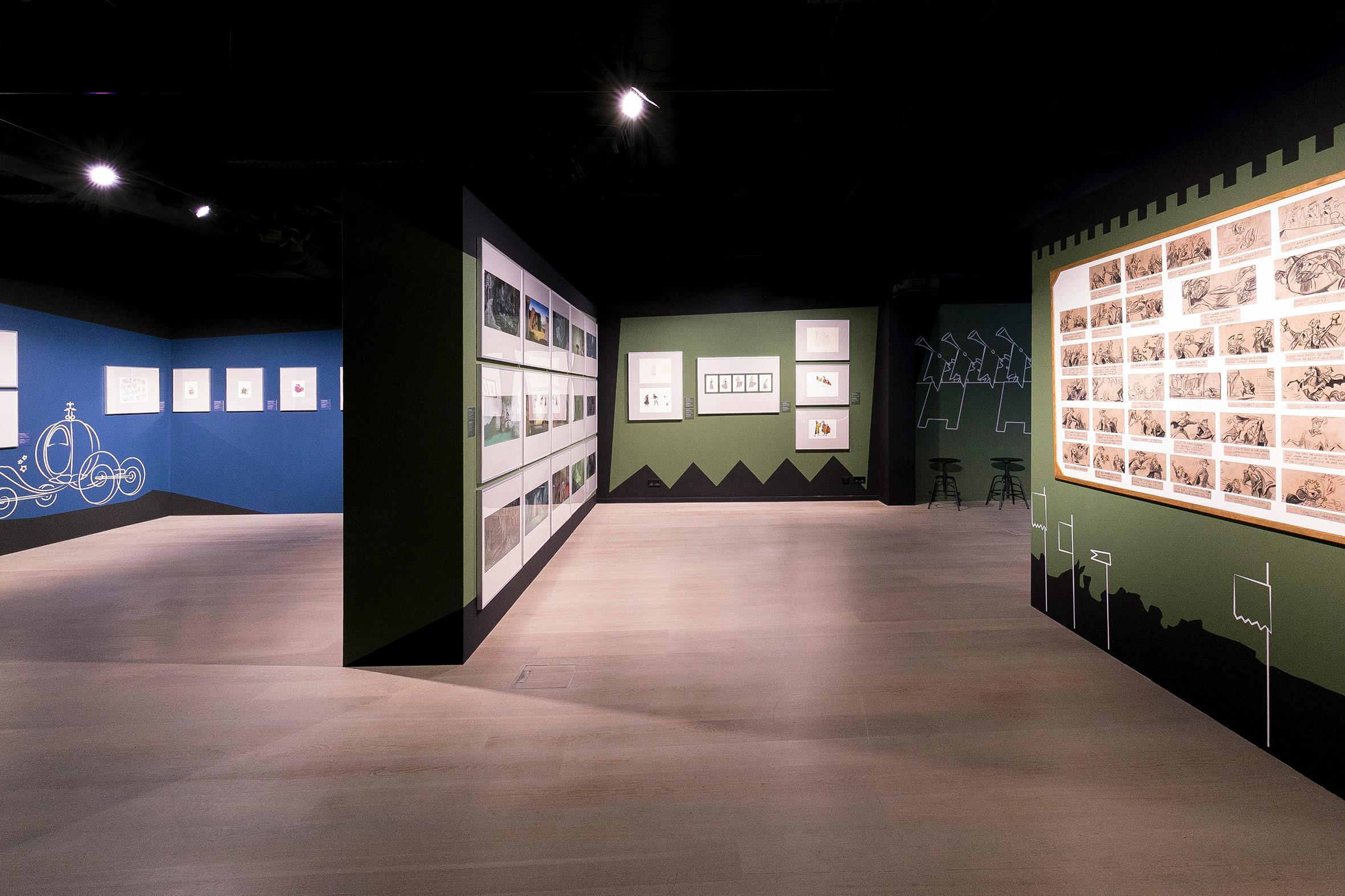 Tonia Bürkle (blaugrau): The Sound of Disney. 1928–1967 für Deutsches Filmmuseum Frankfurt 19