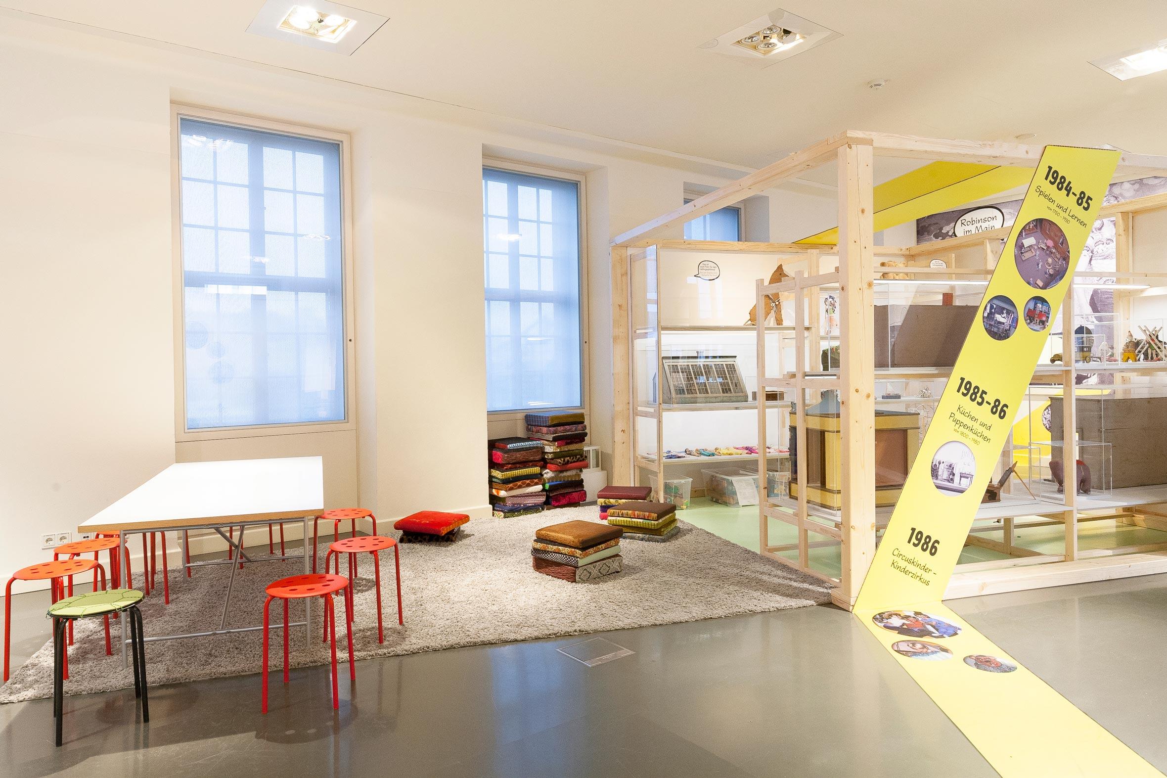 Tonia Bürkle (blaugrau): WOW! Das Beste aus 45 Jahren Kindermuseum für Junges Museum Frankfurt 3