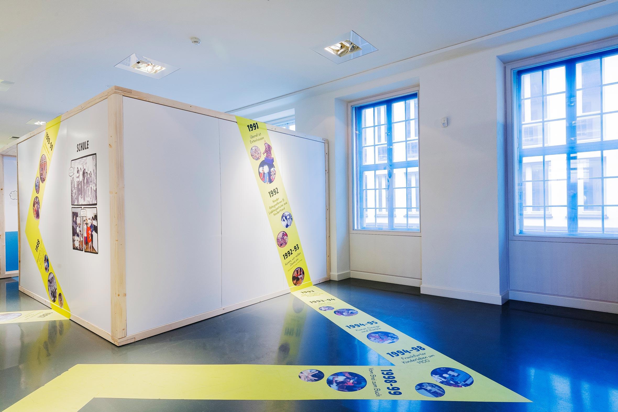 Tonia Bürkle (blaugrau): WOW! Das Beste aus 45 Jahren Kindermuseum für Junges Museum Frankfurt 10