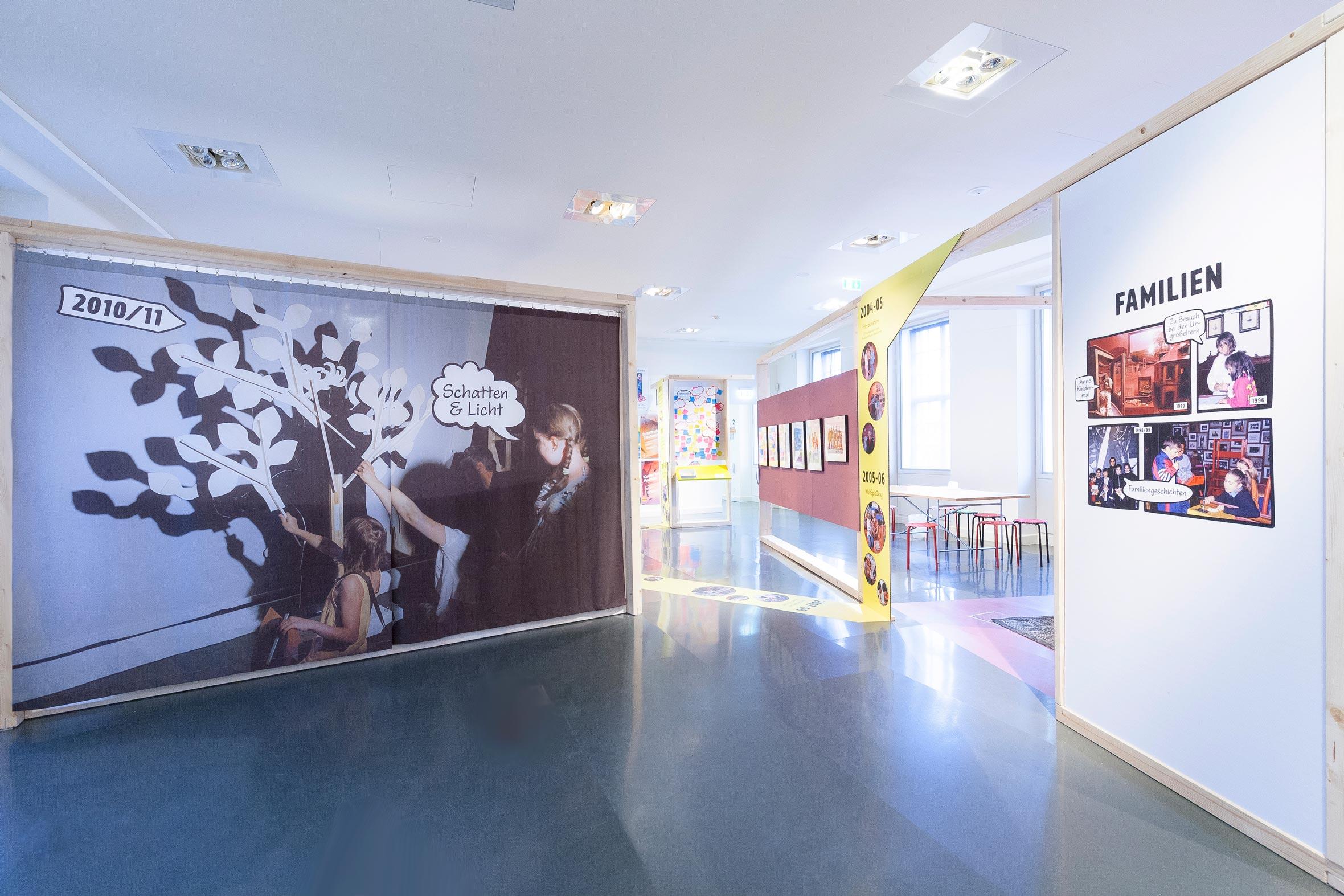 Tonia Bürkle (blaugrau): WOW! Das Beste aus 45 Jahren Kindermuseum für Junges Museum Frankfurt 11
