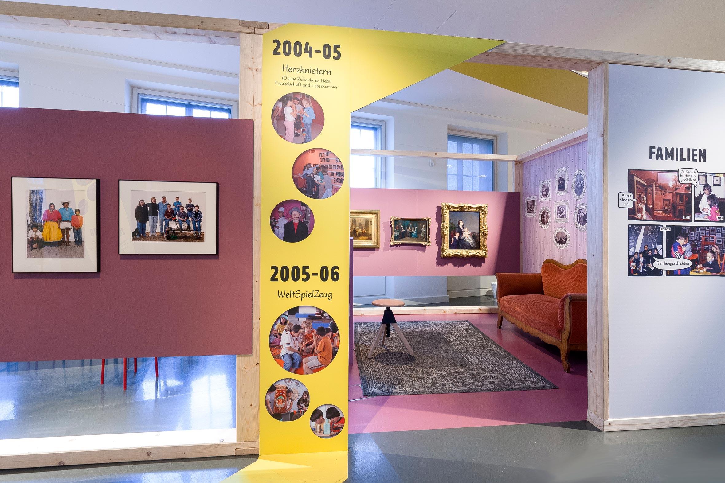 Tonia Bürkle (blaugrau): WOW! Das Beste aus 45 Jahren Kindermuseum für Junges Museum Frankfurt 13