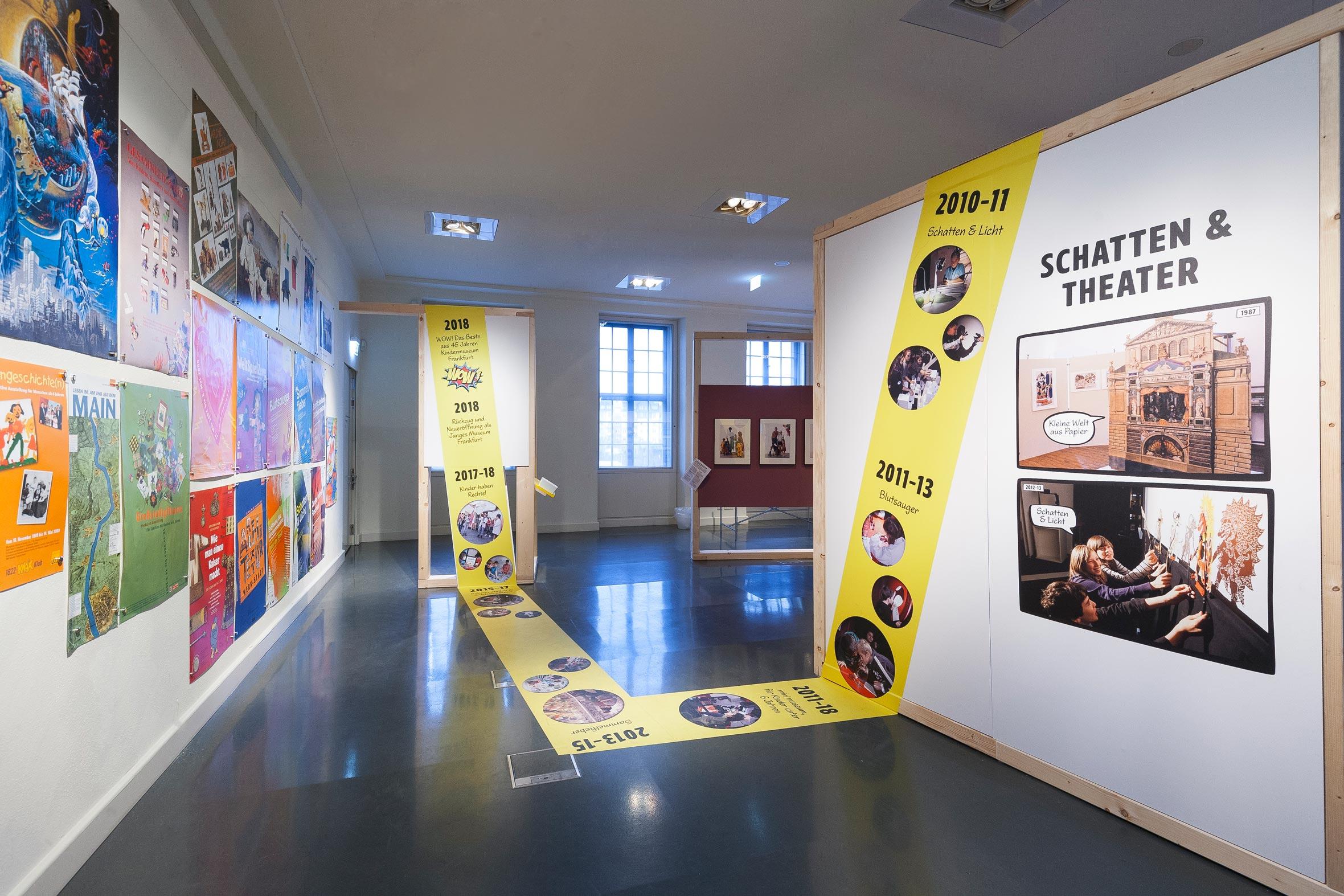 Tonia Bürkle (blaugrau): WOW! Das Beste aus 45 Jahren Kindermuseum für Junges Museum Frankfurt 15