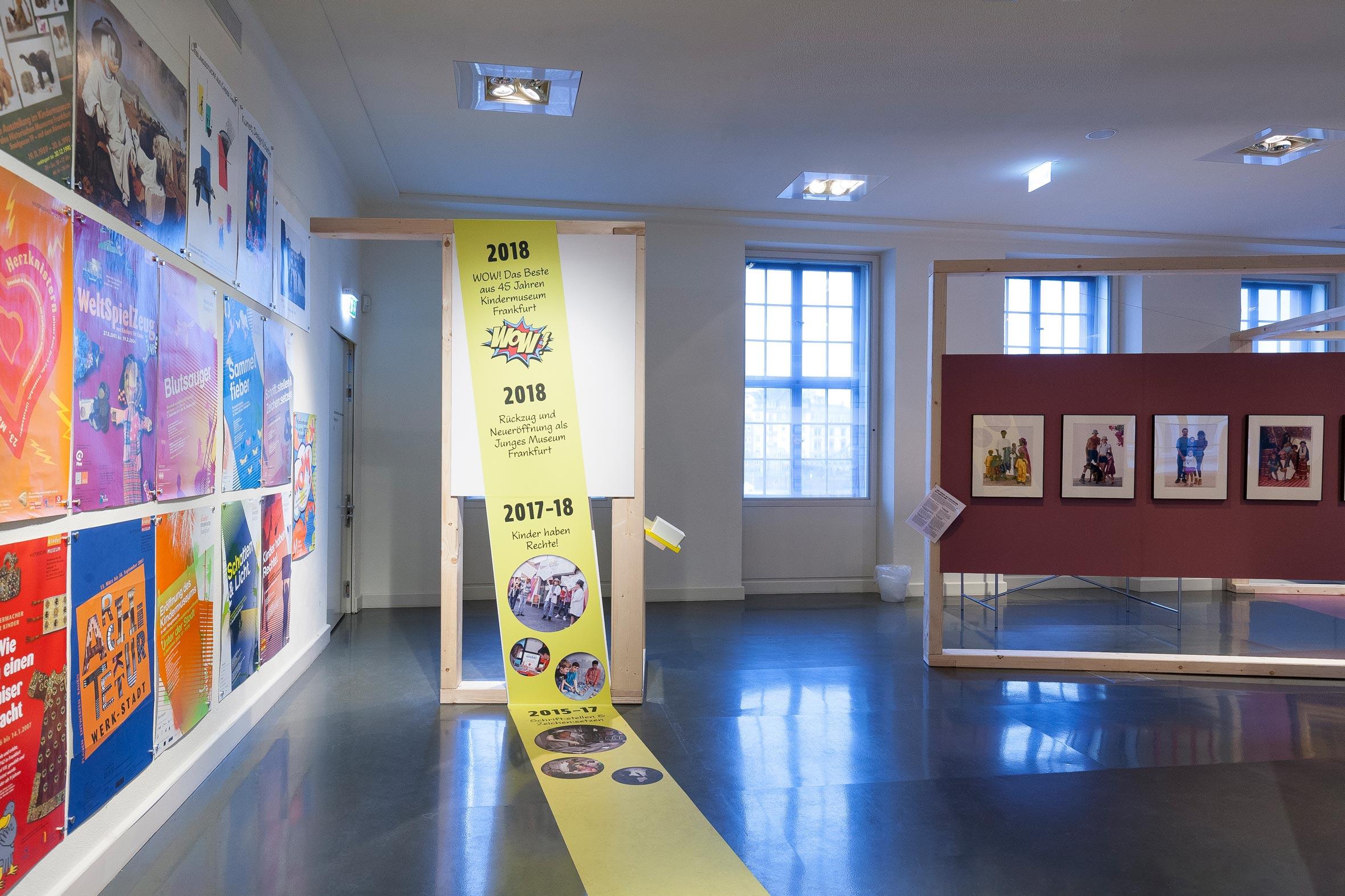 Tonia Bürkle (blaugrau): WOW! Das Beste aus 45 Jahren Kindermuseum für Junges Museum Frankfurt 16